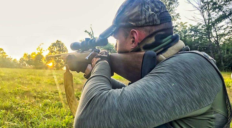 Cuando cazar a un corzo es un acto de caridad: estaba sordo, ciego y gravemente herido