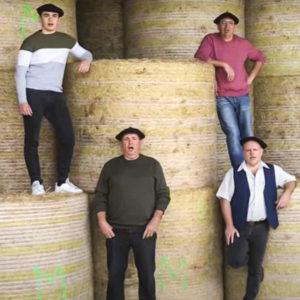 Habitantes del medio rural francés crean el «himno a la ruralidad»
