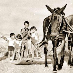 Este extraordinario poema nos traslada a la España rural de la siega y la trilla