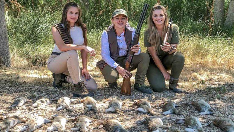 cazadoras