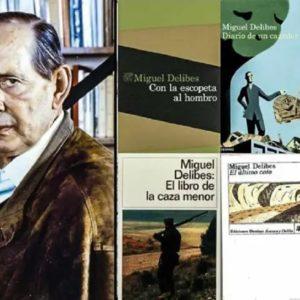 Seis libros cinegéticos de Miguel Delibes que todo cazador debe leer una vez en la vida