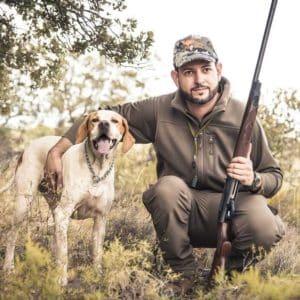 Affinity registró un histórico descenso del abandono de perros de caza en 2020