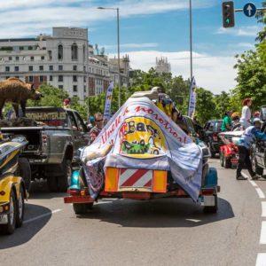 Cazadores y pescadores asturianos se manifestarán este sábado en Oviedo con sus coches