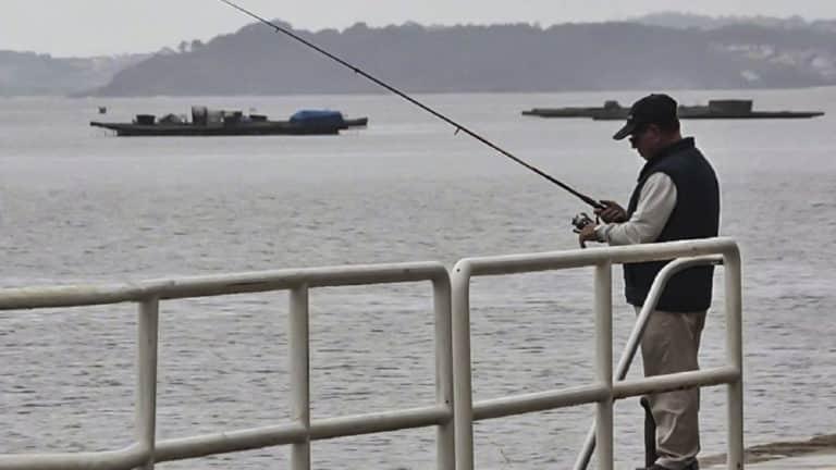 pescador agredido Bueu