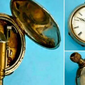 El reloj pistola y otras 15 armas extrañas que no creerás que se han inventado