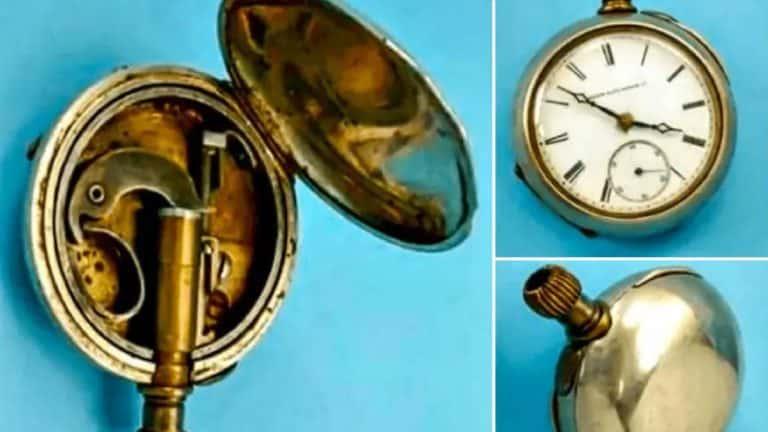 reloj armas