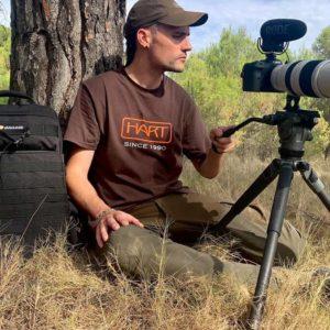 Rodrigo Baroja: así se ve la naturaleza a través de los ojos de este cazador fotógrafo