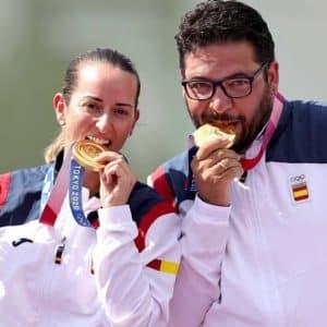 Esto es lo que cobrarán Alberto Fernández y Fátima Gálvez por conseguir el oro en Tokio 2020