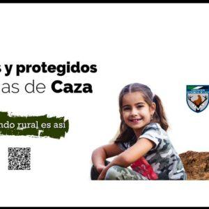 FEDEXCAZA instala vallas publicitarias que promocionan la caza en toda Extremadura