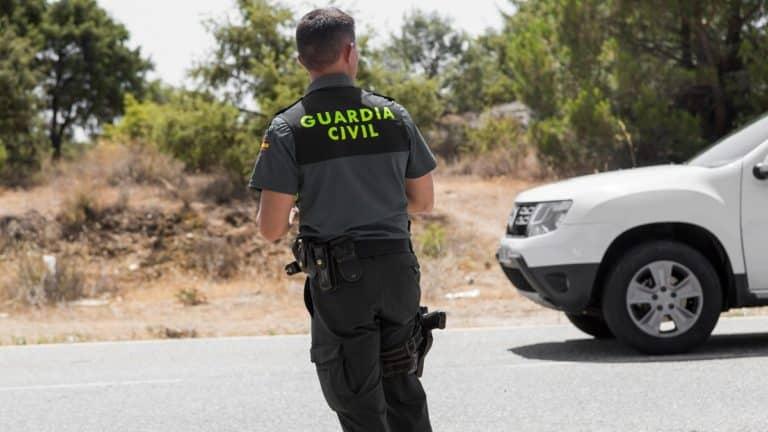 guardia civil denuncia ley de caza