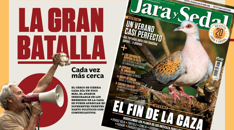 La gran batalla de los cazadores se acerca – Blog de Manuel Gallardo