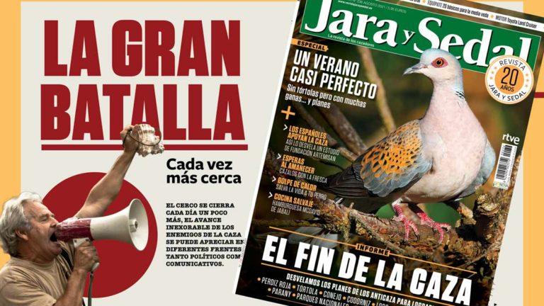 Artículo de opinión forma parte del número 236 de Jara y Sedal. © Jara y Sedal