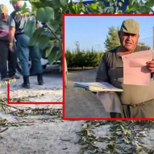 Denuncian anónimamente a El Pencho y el Seprona le hace una inspección