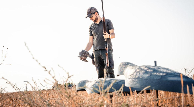 6 cimbeles para la caza de la paloma torcaz que arrasan en Decathlon: así son y así se usan