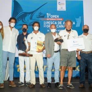 El Open Internacional Pesca de Altura Gran Canaria se consolida en su primera edición