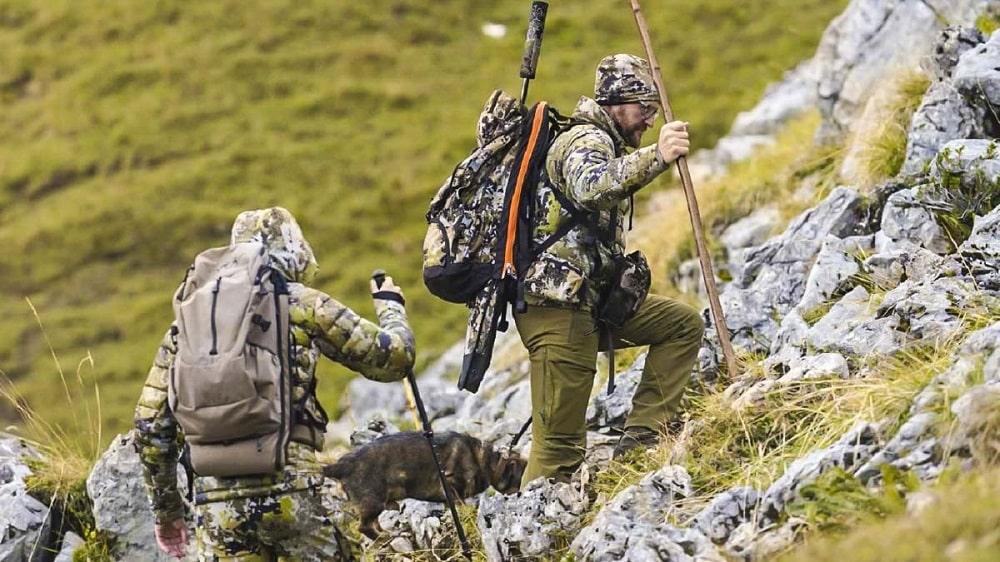 Blaser HunTec Camo, la nueva ropa técnica de caza ideal para condiciones extremas