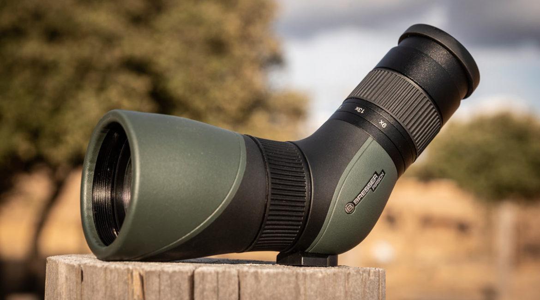 Bresser Pirsch 9-27×56 Gen II: el teleobjetivo ligero para la caza de montaña