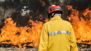 Esta es la dura carta de un bombero andaluz contra la Junta de Andalucía