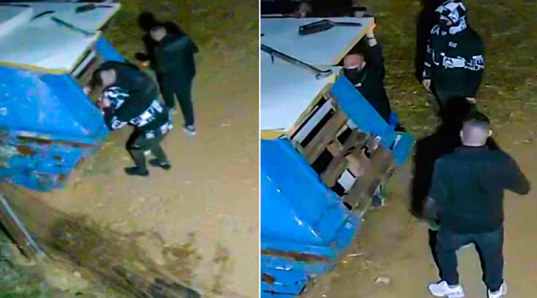 Así actúan los ladrones de galgos: un cazador los pilla 'in fraganti' en Cuenca
