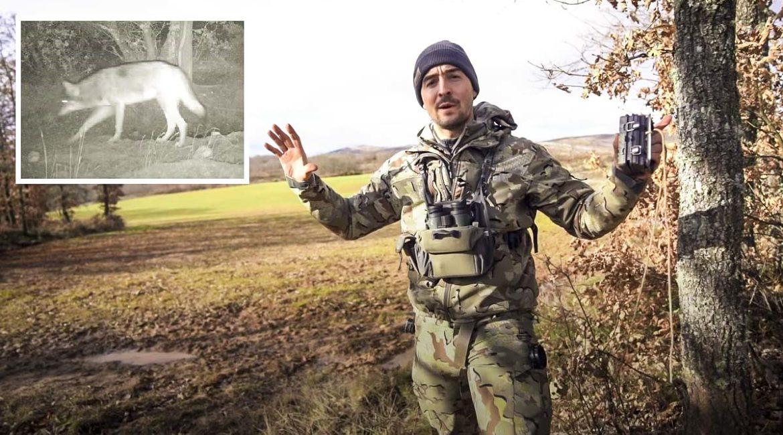 Los 10 trucos de Pedro Ampuero para colocar una cámara de fototrampeo en su coto de caza