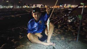 Celebrado con éxito el IV torneo de pesca al surf casting del Club El Buen Pescar