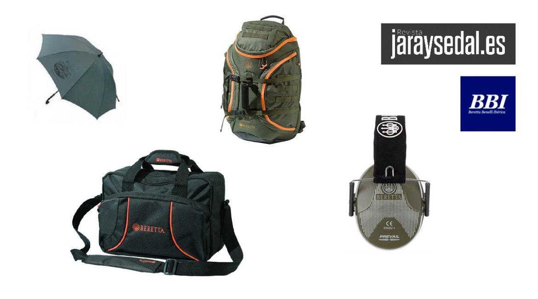 La mejor historia de caza en Jara y Sedal será premiada con este magnífico pack Beretta