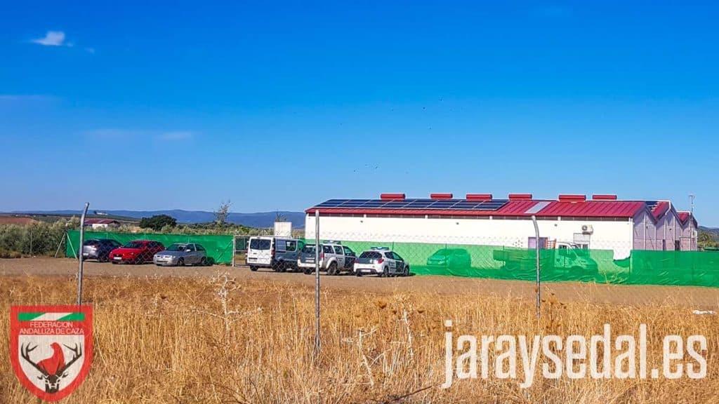 Otra imagen de las instalaciones que están siendo investigadas. © JyS