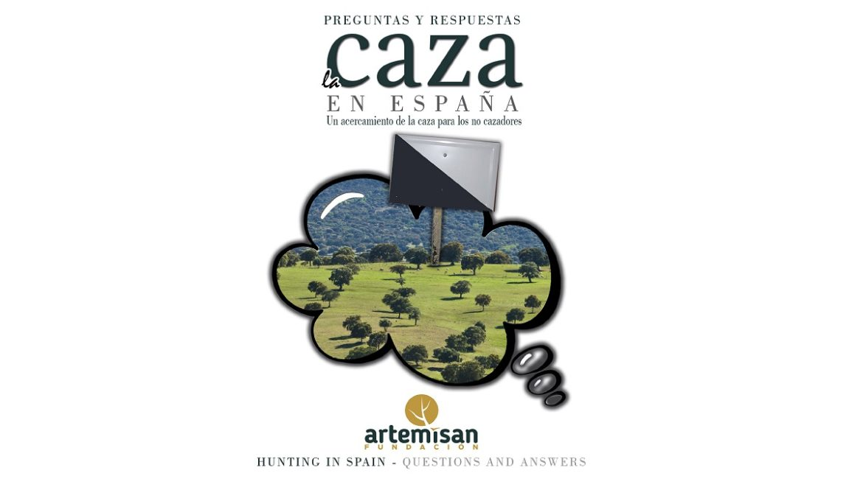 Fundación Artemisan publica un manual de 50 preguntas y respuestas sobre la caza para no cazadores