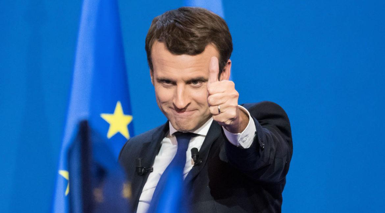 Emmanuel Macron: «Un cazador ama a su perro, ama a los animales y ama a la naturaleza»