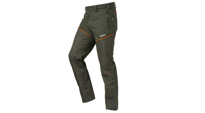 Ebbe, el nuevo pantalón de Chiruca para la caza de becadas