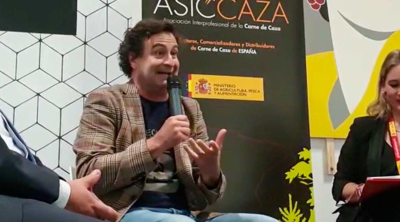 Pepe Rodríguez, sobre las críticas a la caza en Masterchef: «Estamos en un país de memos»