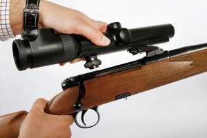 Rifle HEYM modelo SR21 Jabalí