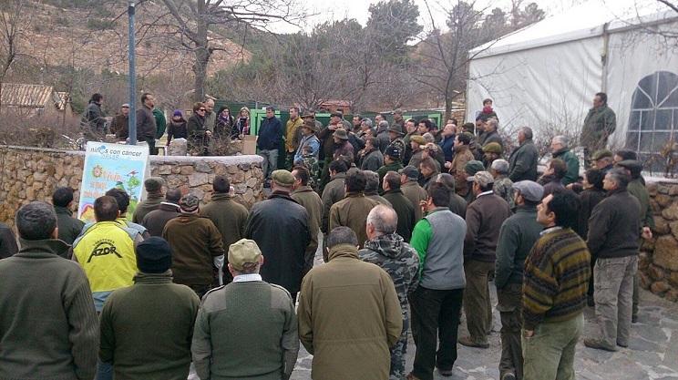 Castilla-La Mancha recupera los «sorteos de caza»