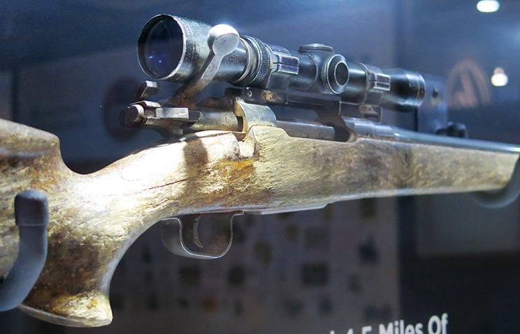 rifles perdidos