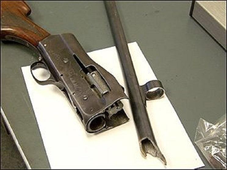 reventones de escopeta
