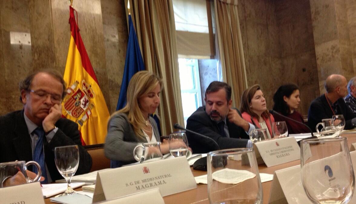 La ONC participa en la modificación de la Ley de Patrimonio Natural y de la Biodiversidad