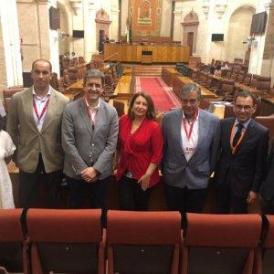 Nuevo hito en Andalucía: la defensa de la caza entra en el Parlamento