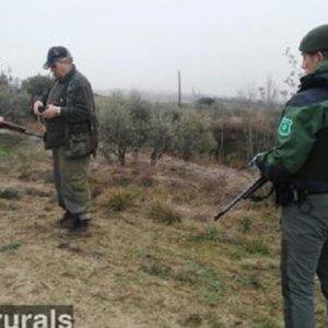 Los agentes rurales podrán ir armados en Cataluña