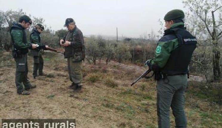 agentes rurales cataluña