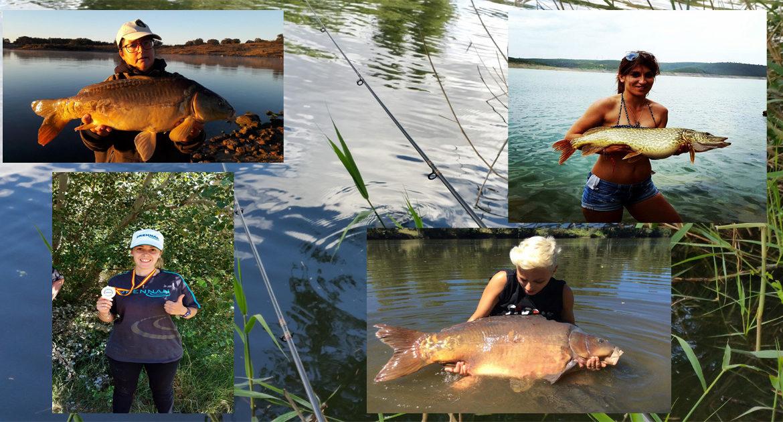 4 historias de 4 grandes mujeres pescadoras