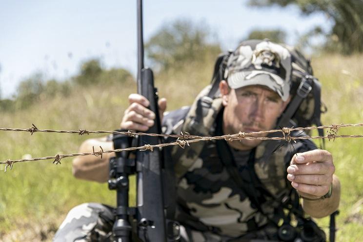 5 tacticas para cazar jabalies resabiados