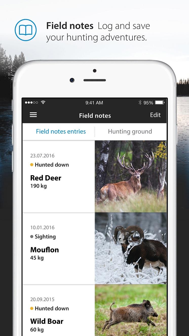 Zeiss Hunting, la App gratuita que te facilitará organizar tu cacería
