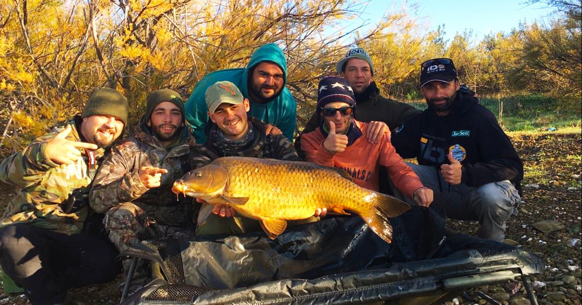 4 razones por las que elegir el pantano de Orellana como destino de pesca