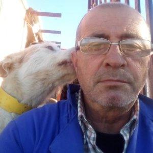 Un rehalero con cáncer: «Los ataques animalistas me hacen más fuerte»