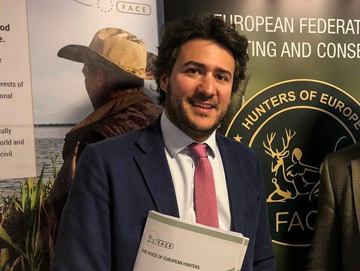Ángel López: «Los cazadores tenemos que abrir los ojos. Es hora de entrar en el Parlamento Europeo»