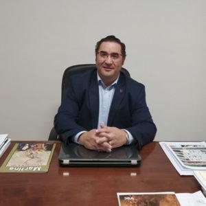 Agustín Rabadán, reelegido como Presidente de la Federación de Caza de Castilla-La Mancha