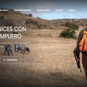Hoy en Cazaflix: Codornices con Pedro Ampuero