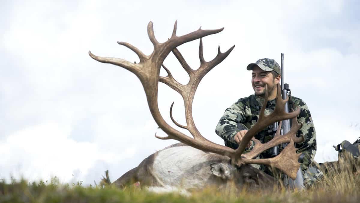 De caza extrema con Pedro Ampuero: recechando caribúes en Noruega