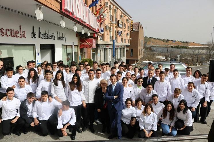 ASICCAZA inicia jornadas de formación y pone en valor las cualidades gastronómicas de la carne caza en escuelas de hostelería de toda España