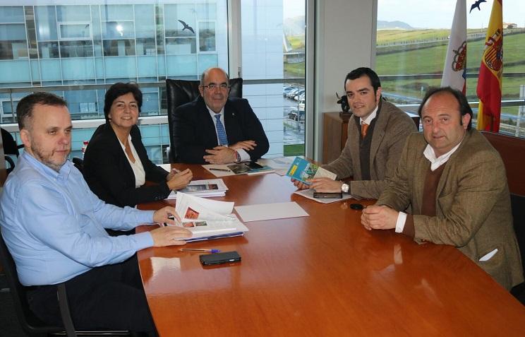 ASICCAZA reunion Cantabria